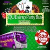 QUEsino Party Bus 2017